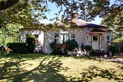 Sedro Woolley Single Family Home For Sale: 300 Talcott St