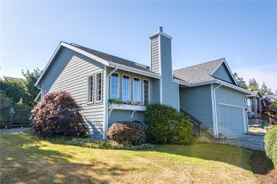 Single Family Home Sold: 4603 Camano Place