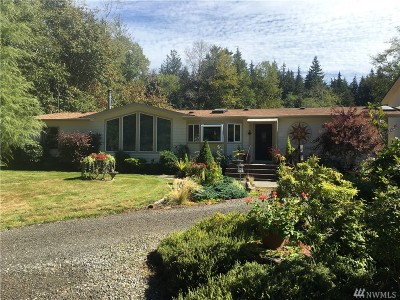 Mobile Home For Sale: 203112 Highway 101