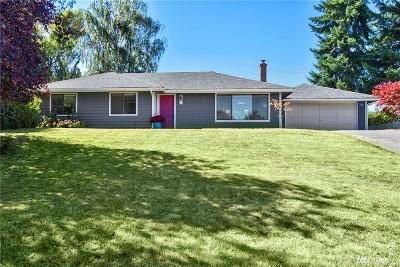 Langley Single Family Home Sold: 780 Gleason Lane