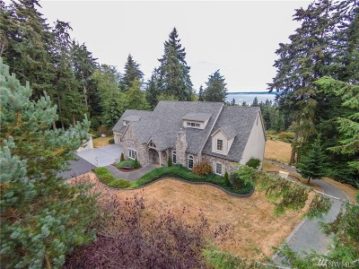 Coupeville Single Family Home Sold: 690 Edmonds Rd