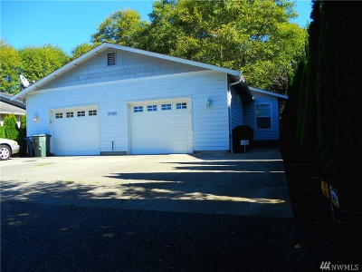 Sedro Woolley Condo/Townhouse Sold: 881 Cook Rd