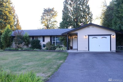 Single Family Home Sold: 26919 211th Ave SE