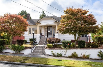 Mount Vernon Single Family Home For Sale: 414 Lawrence St