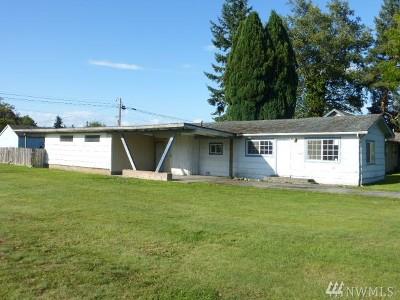 Sedro Woolley Single Family Home Sold: 833 Bennett St