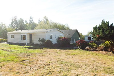 Blaine Single Family Home Sold: 4311 H St. Rd
