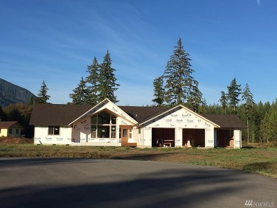 Sedro Woolley Single Family Home Sold: 8124 Coyote Springs Lane