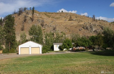 Methow, Carlton Single Family Home For Sale: 60 Gold Creek Loop Rd
