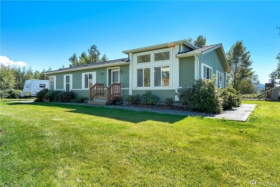 Sumas Single Family Home Sold: 4255 Rock Rd