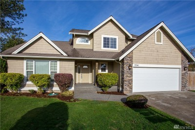 Ferndale Single Family Home Sold: 5341 Myers Dr
