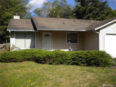 Single Family Home Sold: 4813 150th Place SW
