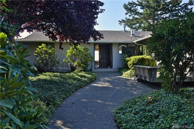 Langley Single Family Home Sold: 2450 Soundview Dr