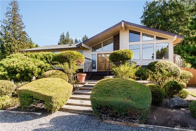 Edmonds WA Single Family Home Sold: $680,000