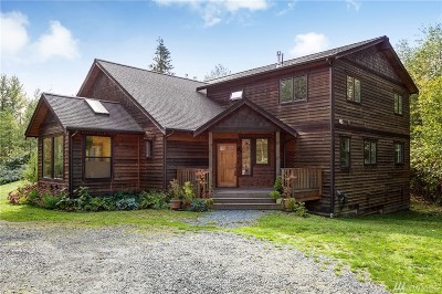 Sumas Single Family Home Sold: 5197 Reese Hill Rd