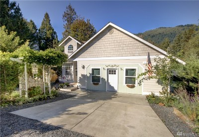 Sedro Woolley Single Family Home Sold: 529 Reed Wy