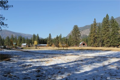 Mazama Residential Lots & Land For Sale: 510 Goat Creek Rd