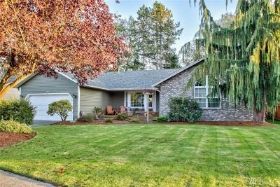 Sedro Woolley Single Family Home Sold: 607 Cedar Tree Dr