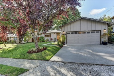 Redmond WA Single Family Home Sold: $715,000