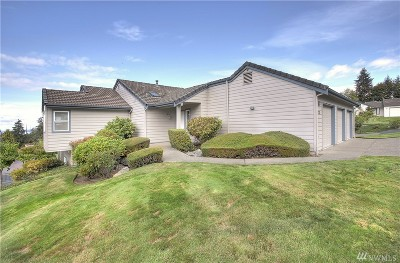 Steilacoom Single Family Home For Sale: 120 Cormorant Dr