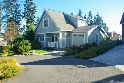 Freeland Single Family Home Sold: 1404 Ocean Aire Ct