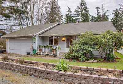 Coupeville Single Family Home Sold: 1322 Admirals Drive