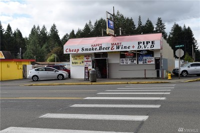 Shelton Commercial For Sale: 1931 Olympic Hwy N