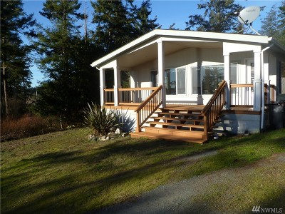 Anacortes Single Family Home Sold: 7404 Guemes Place