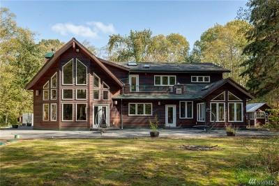 Blaine Single Family Home Sold: 9436 Delta Line Rd