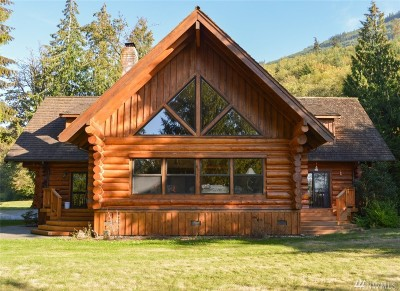 Sedro Woolley Single Family Home For Sale: 35837 Fox Creek Lane