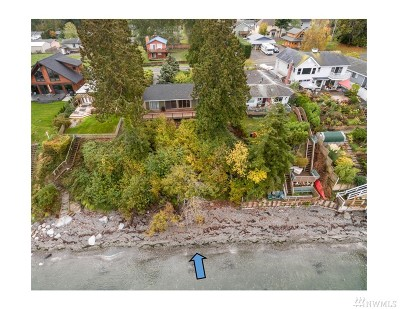 Blaine Single Family Home Sold: 7011 Birch Bay Dr