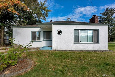 Sumas Single Family Home Sold: 344 First St