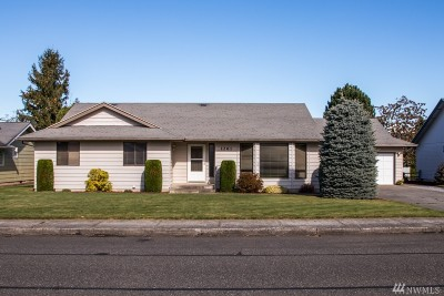Lynden Single Family Home Sold: 1261 Garden Cir