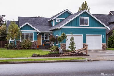 Lynden Single Family Home Sold: 903 Captain Bay Ct