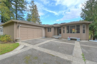 Bellingham Single Family Home Sold: 10 Nighthawk Cir