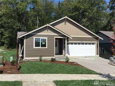 Sedro Woolley Single Family Home Sold: 1608 Gateway Heights Place
