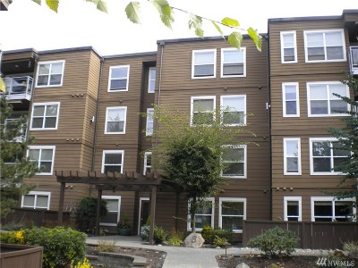 Condo/Townhouse Sold: 22910 90th Ave W #B-408