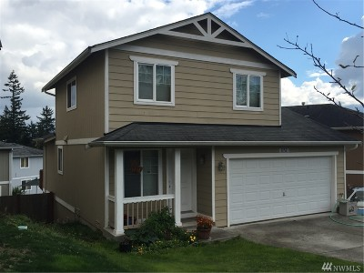 Sedro Woolley Single Family Home Sold: 1252 Arrezo Dr