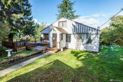 Langley Single Family Home Sold: 720 Sandy Point Rd