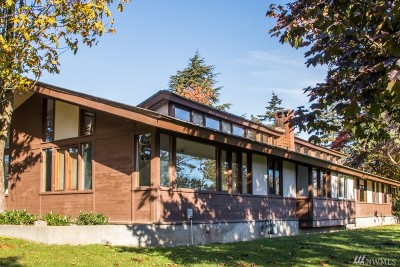 Ferndale Single Family Home Sold: 5941 Church Rd