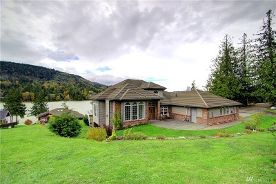 Mount Vernon Single Family Home Sold: 24534 Finlan Place