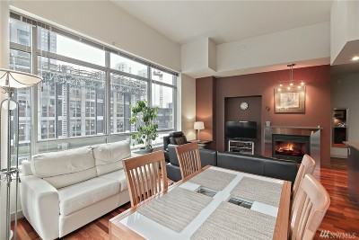 Condo/Townhouse Sold: 900 Lenora St #W-201