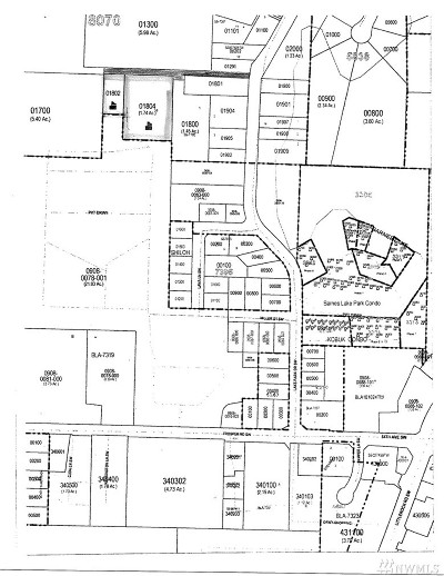 Residential Lots & Land For Sale: Lake Park Dr SW