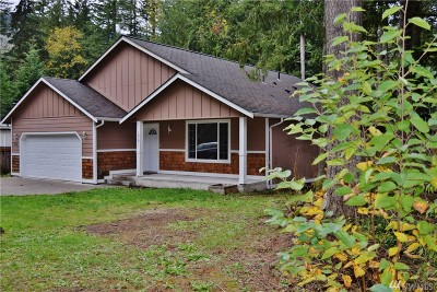 Maple Falls Single Family Home Sold: 1361 King Valley Dr