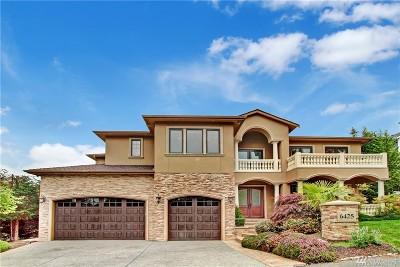 Newcastle Single Family Home Contingent: 6425 Lake Washington Blvd SE