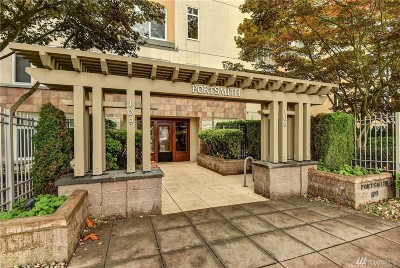 Kirkland WA Condo/Townhouse Sold: $575,000