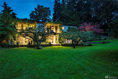 Shoreline Single Family Home For Sale: 107 NW Highland Dr