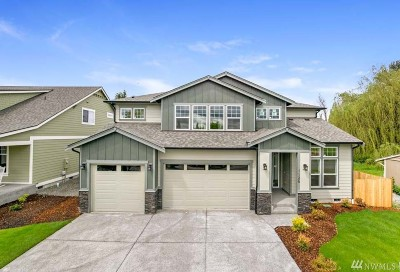 Puyallup Single Family Home For Sale: 1126 13th St SW