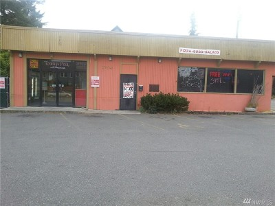 Bremerton Commercial For Sale: 1702 Sixth St