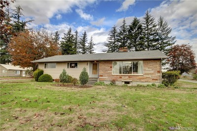 Ferndale Single Family Home Sold: 152 W Wiser Lake Rd