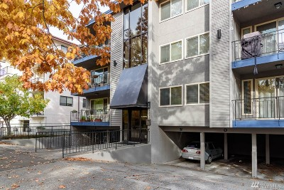 Seattle Condo/Townhouse Sold: 1108 NW Market St #4